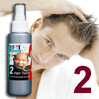 Hair Growth Tonic - 125ml - Click Image to Close