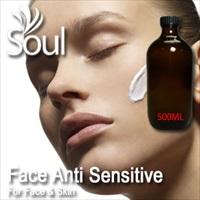 Essential Oil Face Anti Sensitive - 500ml